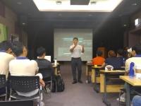 Demo at Jack Nicklaus Academy - Korea